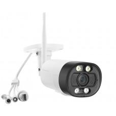 Ai Smart 2MP Беспроводная ip-камера, уличная Onvif камера, обнаружение человека, двухстороннее аудио, TF хранилище