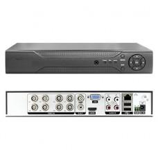 H-8 Smart 1080N(АНD) (Half 1080p) 6Tb - 8 канальный видеорегистратор