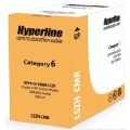 Hyperline UUTP4-C6-S23-IN-LSZH-GY-305