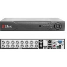 Elex H-16 Simple AHD 1080N/12 12Tb 16-канальный AHD видеорегистратор