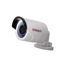 Цилиндрическая HD-TVI  DS-T100 HiWatch  видеокамера 720p, 2.8 мм с ИК-подсветкой до 20м