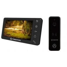 Tantos Amelie+iPanel (Black) - Комплект цветного видеодомофона