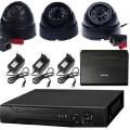 Комплект IP видеонаблюдения CИСБ 03-1000-IP Wi-Fi home.