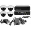 Система видеонаблюдения CИСБ AHD 04-1000-home SL